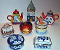 TRINKET BOXES ~ Assorted